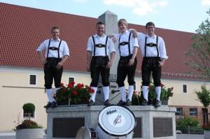 Jürgen Sauter, Rainer Sauter, Georg Gschwind, Thomas Sauter