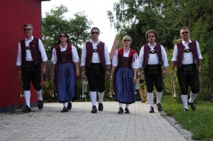 Karl Prellisauer, Janita Zanker, Reinhold Hepp, Kerstin Tuschke, Dietmar Aumann, Kai-Uwe Baur